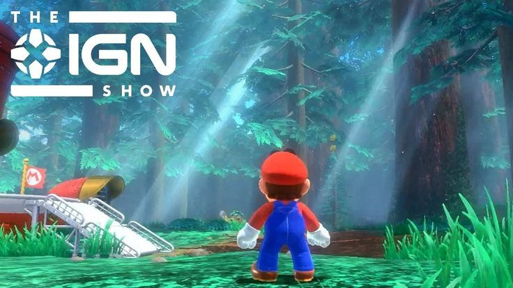 Super Mario Odyssey Laser Tag and Lawbreakers - The IGN Show Ep. 10 At this year's Comic-Con we got to play Super Mario Odyssey check out incredible Overwatch cosplay have fun with Recoil laser tag and interview Cliff Bleszinski about his upcoming game. July 29 2017 at 02:30PM  https://www.youtube.com/user/ScottDogGaming