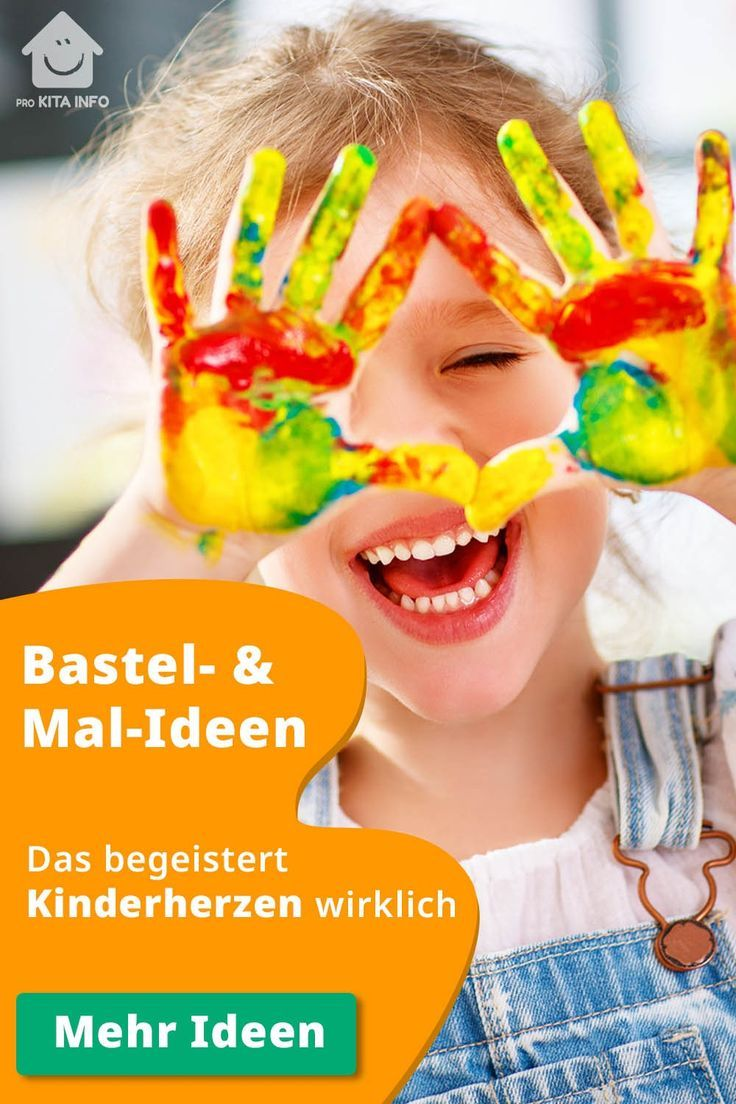 New craft ideas for your Kita children. Practical PDF with ideas & instructions …