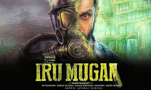 Iru Mugan in Dual Audio Torrent Movie Download with Updated Link