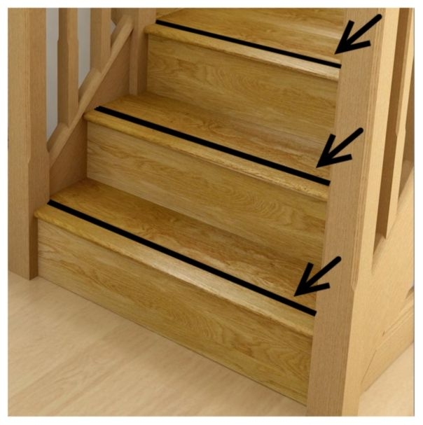 Best Image Result For Stair Tread Non Slip Inserts Wood 400 x 300