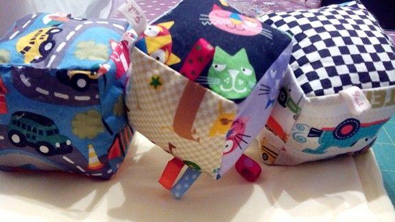 Cubes pour enfants