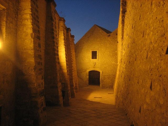 Melilla, por robsike    Ciudadela de Melilla