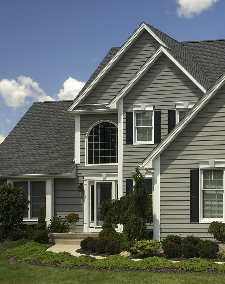 Exterior Home Siding Design: 12 Best Siding Images On Pinterest