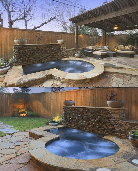 Spools Cocktail Pools on Small Outdoor Swimming Pool Ideas