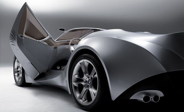 Shape-Shifting BMW Concept Car Is Made of CLOTH