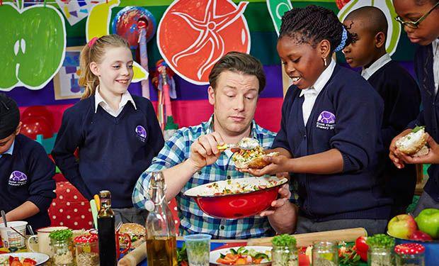 Jamie Oliver: Človek, ktorý mení naše stravovanie