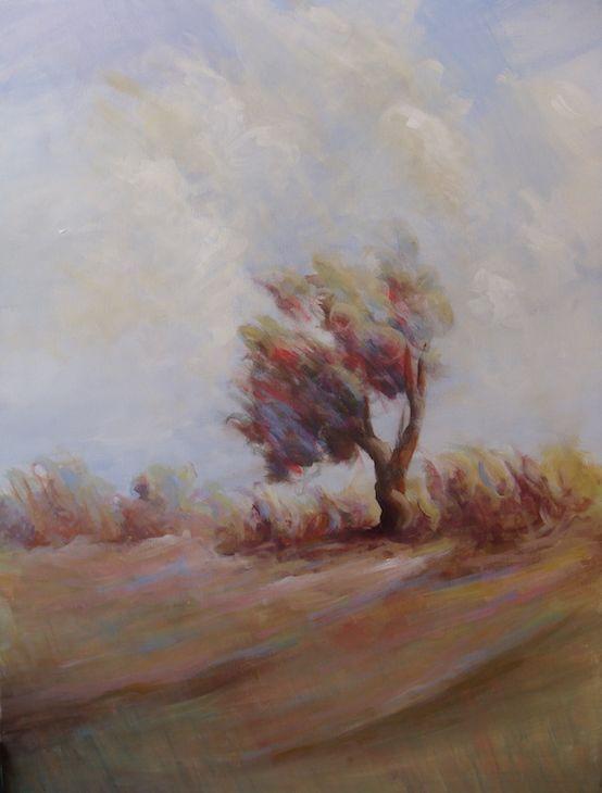 Acrylics on canvas 80x60cm