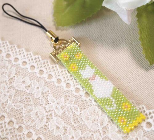 白ねこS黄緑1