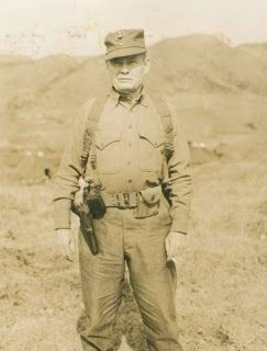 Marine God Puller: Chesty Puller Pictures -- One Bad Mother