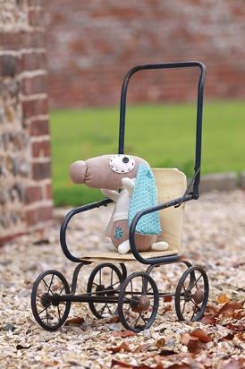 The Little Experience Craft Kits - Stitch It Sock Doggie Kit