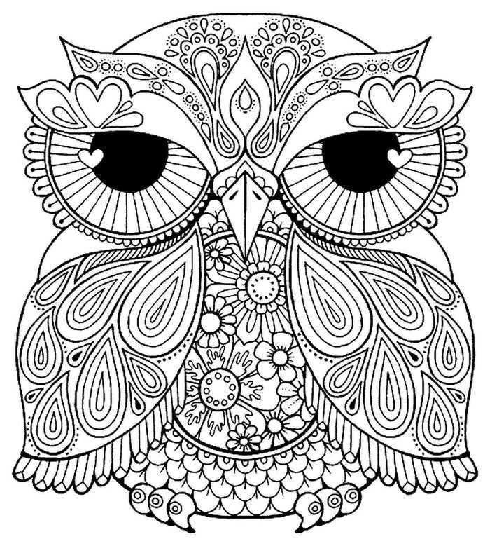 Coloring Pages For Teenage Printable Free Coloring Sheets Owl Coloring Pages Mandala Coloring Pages Fall Coloring Pages