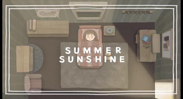 Summer Sunshine by Vicky Yang - So cute! Love the cut out paper effect and the fantasy elements.