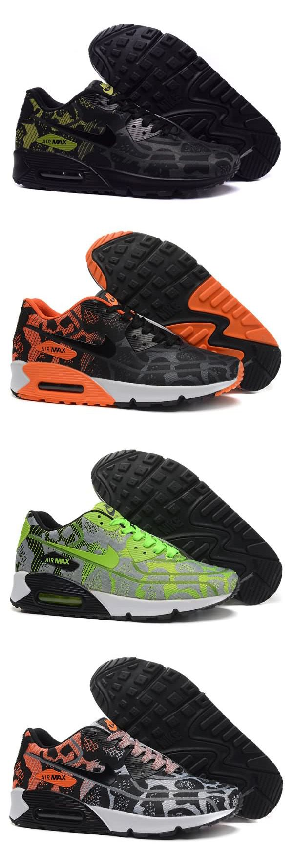 Cheap Nike Air Max 90 Mens shoes Leopard Free Shipping #Max90