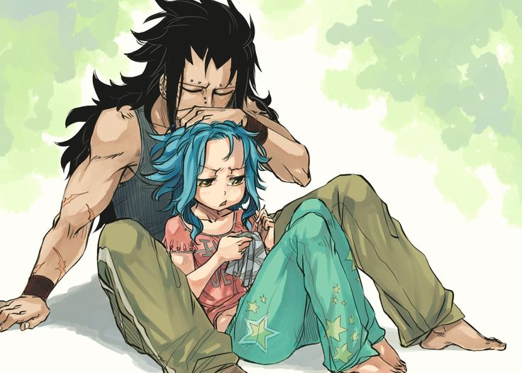 fairy tail anime to manga converter: Tags: Fanart, FAIRY TAIL, Levy McGarden, Gajeel Redfox