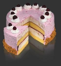 A Cheesecake Named Desire... Signature Ice Cream Cake From Cold Stone Creamery