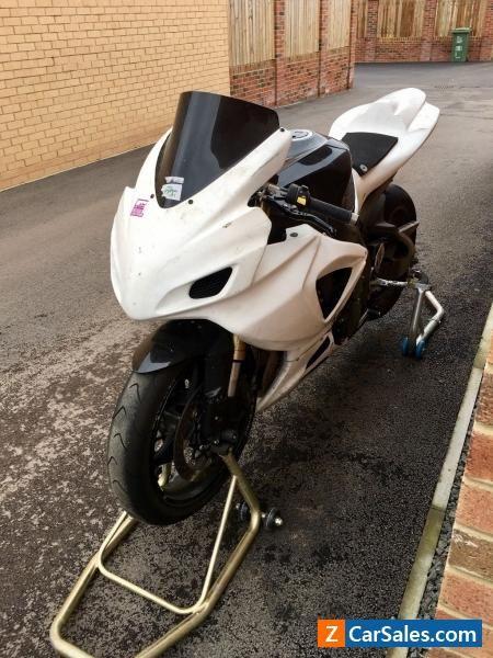 Suzuki GSXR 600 K6 / K7 Track Racing Bike #suzuki #gsxr #forsale #unitedkingdom