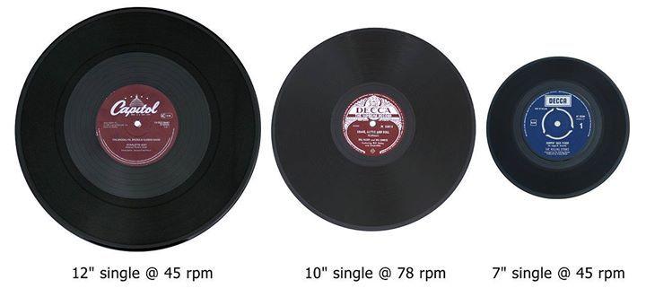 События 31 марта: 1949  RCA представила грампластинку формата 45 об/мин разработка которой велась с 1940 года. 7-дюймовый винил был создан чтобы составить конкуренцию долгоиграющей пластинке представленной компанией Columbia годом ранее. Оба формата отличались высоким качеством звучания и большой продолжительностью воспроизведения по сравнению с дисками формата 78 об/мин находившихся в то время в широком использовании. В рекламе нового вида пластинок говорилось что слушатель сможет…