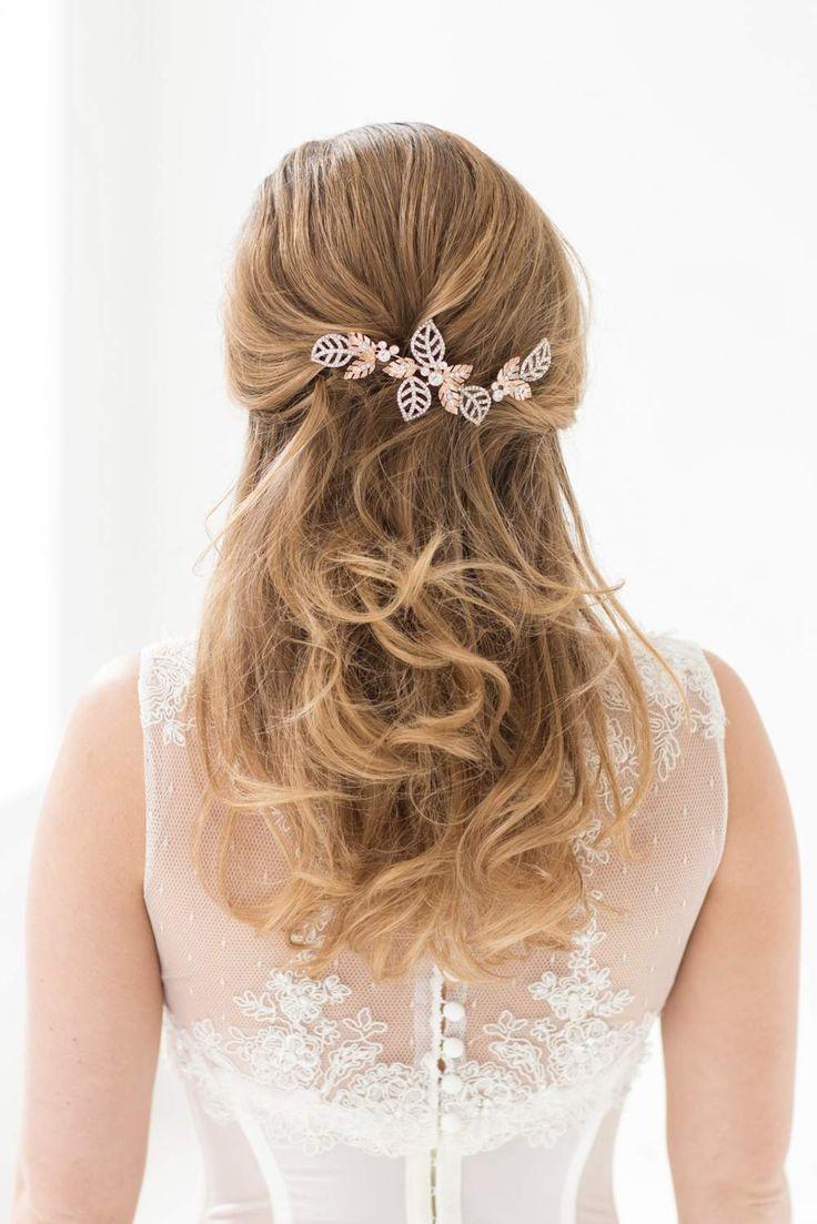 Haarsieraden -  mooi haarsieraad bruid