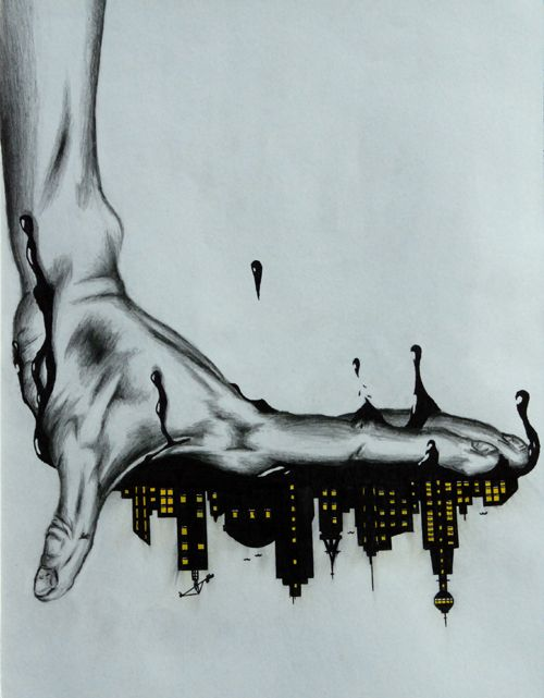 surrealistic art -