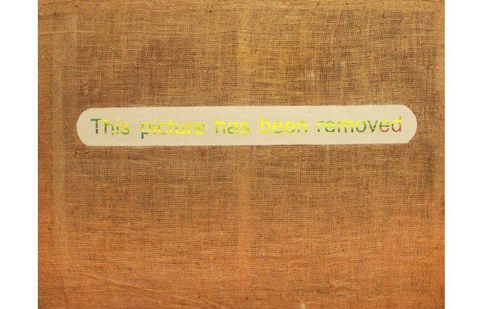 LOT 79 - ANDREI TUDORAN - 3MAGE_ - Oil on sach cloth - 100 × 130 cm (39.4 × 51.2 inch) - Estimate €800 - €1,500 http://lavacow.com/current-auctions/lavacow-christmas-auction/3mage.html#sthash.4i3sLUx6.dpuf