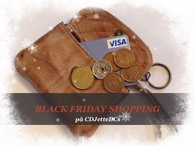 CDJetteDC's LCHF: Black Friday, store-julegave-dag fra sofaen