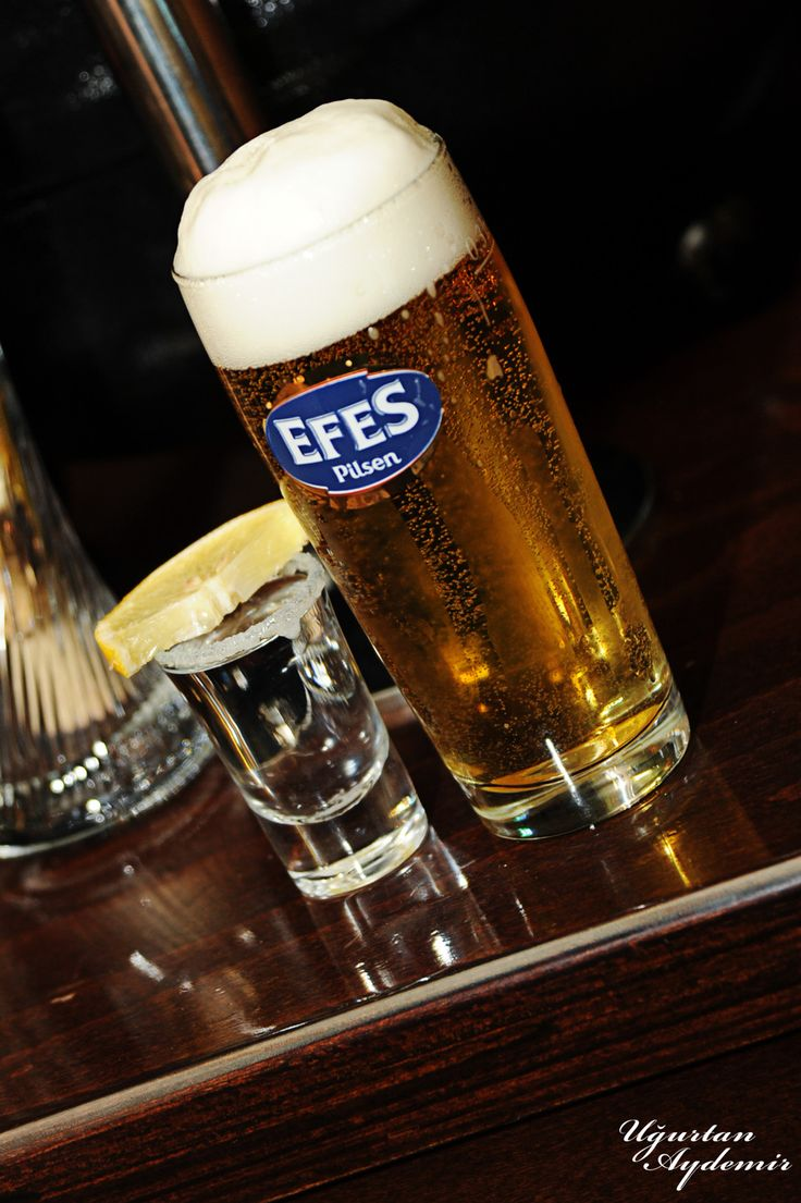 Tequila And Beer ;)