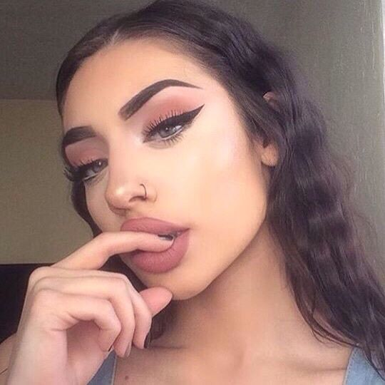 Pinterest @ Nandeezy U2020 | Makeup Pt2 | Pinterest | P In Nose Rings And Jade