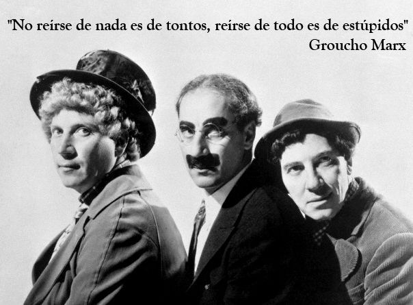 Se le conoce popularmente como 'Groucho Marx' pero su nombre real era Julius…