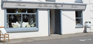 La Vie en Rose in Cork is a shop full of French painted country, floral, and natural vintage with reclaimed elements for both home and garden.