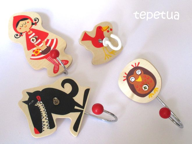 DIY - Kindergarderobe aus Puzzleteilen