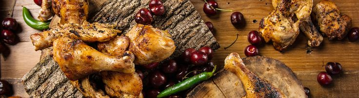 Smoky Cherry Bomb Chicken