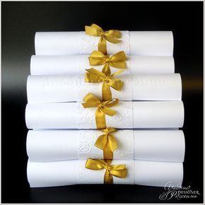 ♥ Свитки - поздравления, благодарности...приглашения на день рождения.