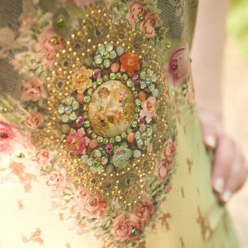 Michal Negrin. Fantastic detail/embellishment