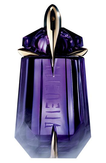 Alien by Thierry Mugler Refillable Eau de Parfum Spray available at #Nordstrom. This is my signature Fall and Winter scent I love this so much, it has great notes of chocolate. I get so many compliments when I wear this.