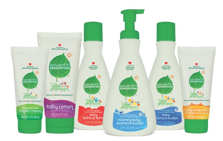Seventh Generation's new baby products are eco-awesome - Cool Mom Picks