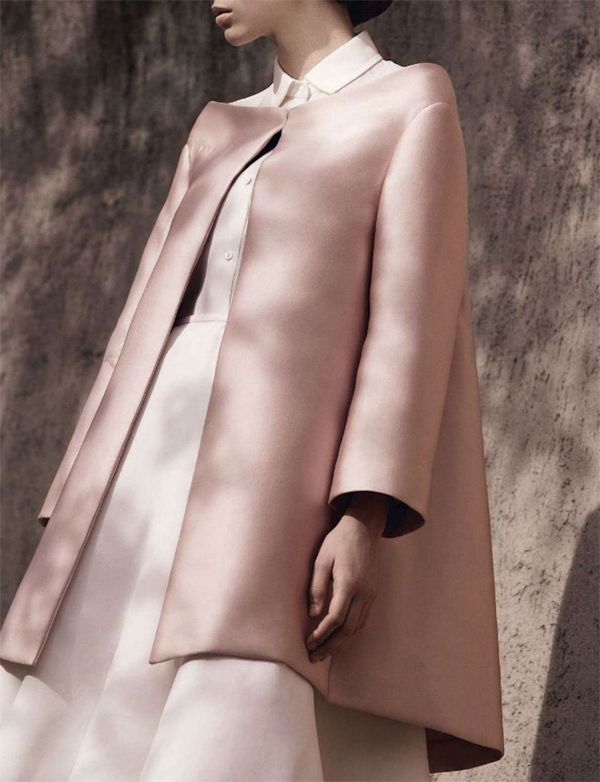 Karlina Caune for Harper's Bazaar UK April 2012