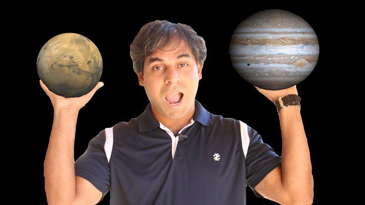 Mars and Jupiter conjunction in Astrology