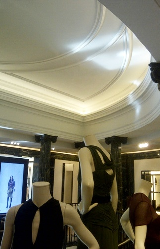 Burberry Barcelona in the Paseo de Gracia | News | Orac Decor