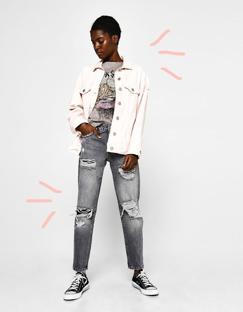 bye bye skinny jeans #fashion #style #argentina #moda #estilo #blogger #bloggerdemoda #jeans #denim #bershka #47street