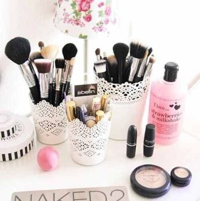 Best 25 rangement makeup ideas on pinterest rangement - Rangement maquillage fait maison ...