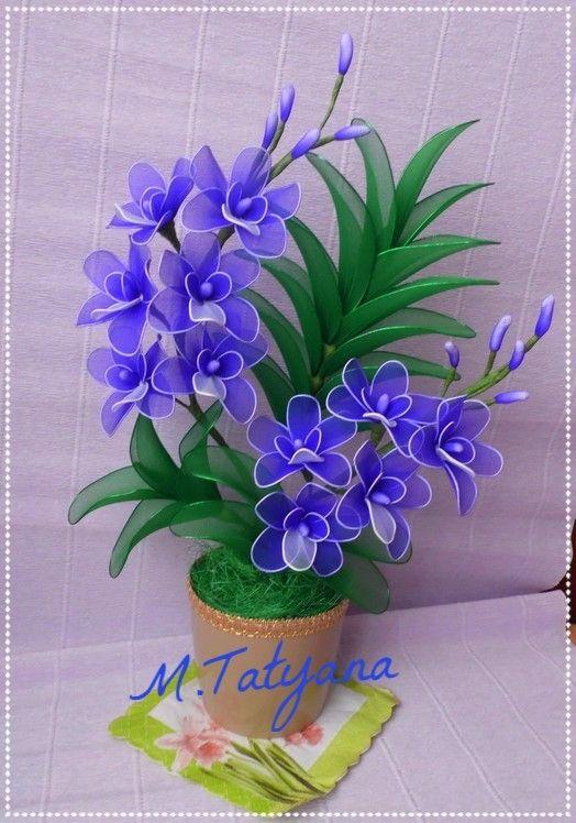 flower, stocking
