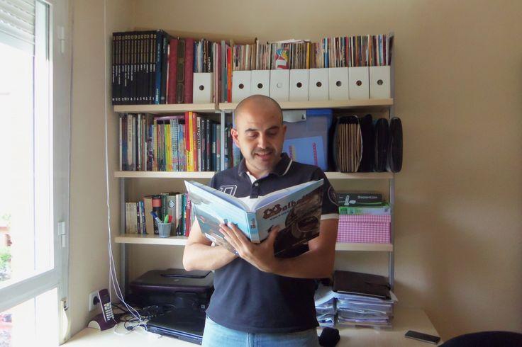 Antonio Pérez, ese hombre afortunado! http://www.walhallarol.com