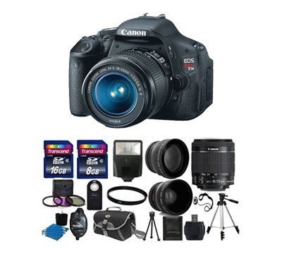 Win a Canon EOS T3i Kit and a NeroTrigger