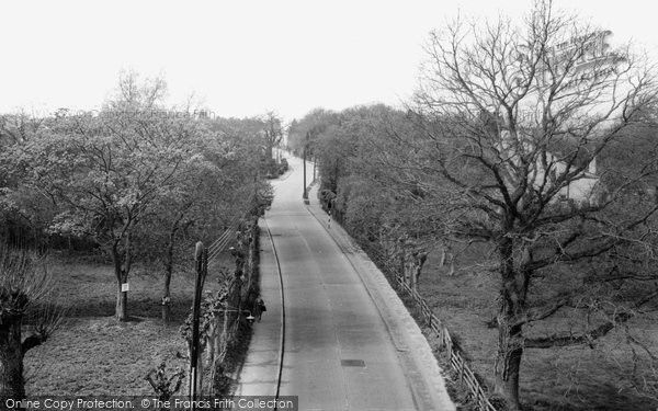 Burgess Hill, Leylands Road c.1965, from Francis Frith