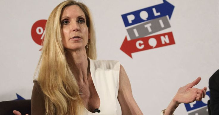ANN COULTER: 'AT THIS POINT, WHO DOESN'T WANT TRUMP IMPEACHED?' 'As long as anyone is eligible for amnesty, everybody's getting amnesty,' Coulter wrote