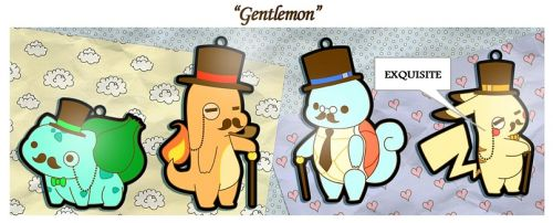 """Gentlemon"" hahaGeeky, Nerd Stuff, Nerdy, Gentlemon, Inspiration Image, Gentlemens Outfit, Funny Stuff, Funny Pokemon, Things"