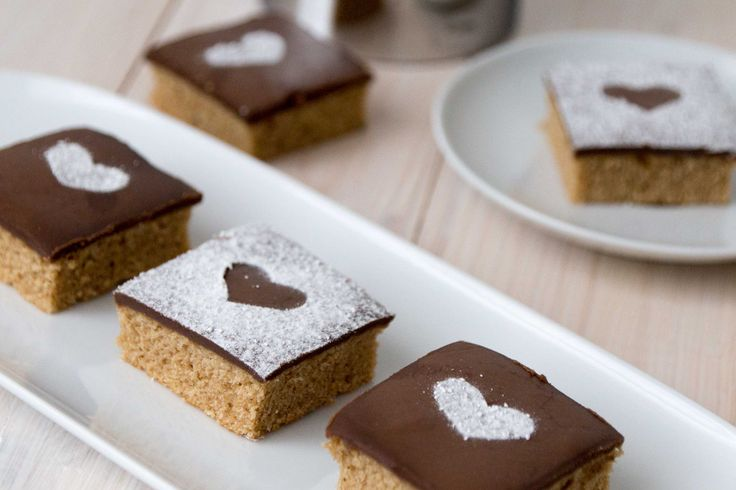 Steamhaus - Rezept für Kombi-Steamer und Dampfgarer: Lebkuchen mit Schokolade.