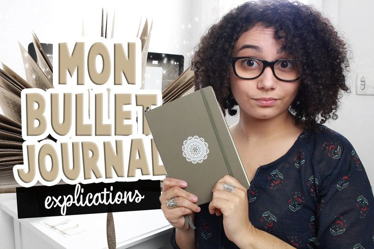 Mon bullet journal ! ✒️ - YouTube