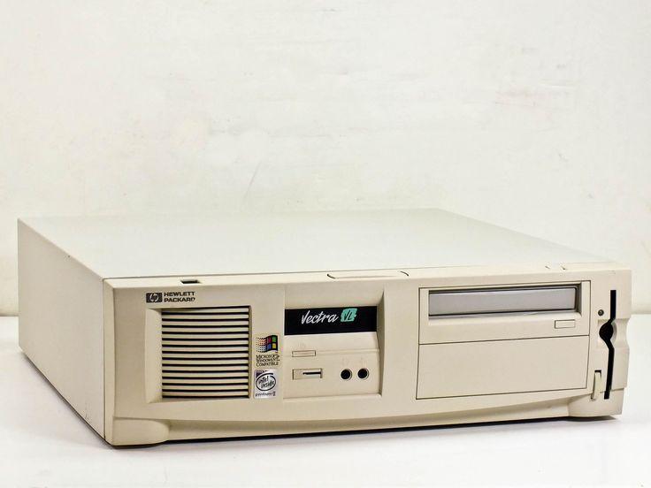 HP Vectra Pentium II 266MHz stationär dator D5044N ABA | eBay