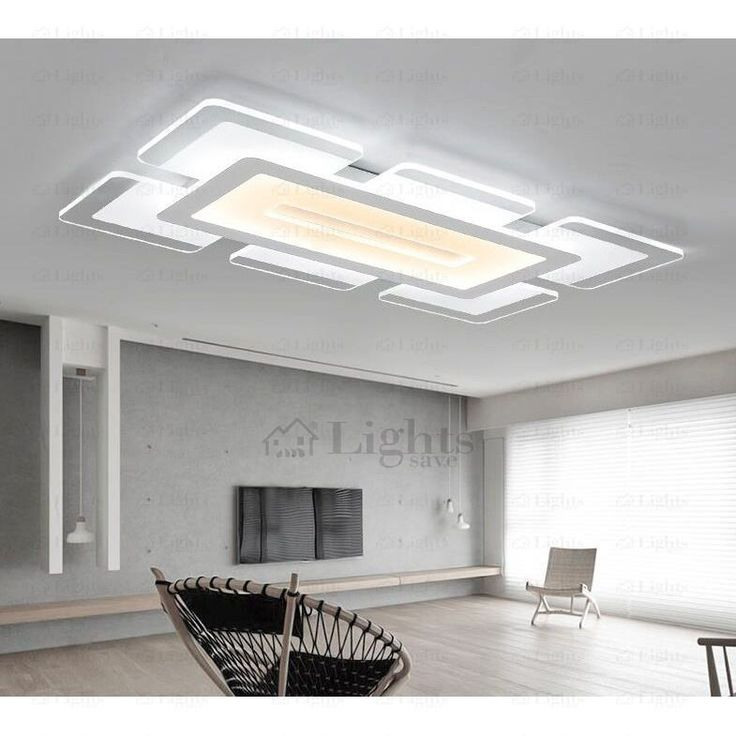 Quality Acrylic Shade Led Kitchen Ceiling Lights En 2019